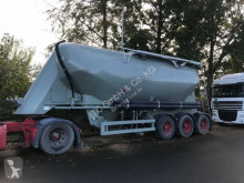 Spitzer SF 2734/2P Zement/Silo German Fahrzeug semi-trailer used powder tanker