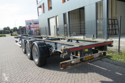 Semi remorque porte containers BFT Chassis / 20-30-45 FT / BPW Axles