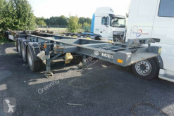 MKF F.ATL 20, ADR semi-trailer used chassis