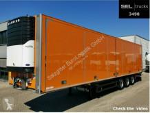 Полуремарке хладилно втора употреба Schmitz Cargobull SKO 24/L - 13.5 FP25 FW / Carrier /mit Faltwand