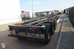 Kögel container semi-trailer SW24 Container Chassis / Extendable