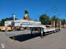 Leveques SR4315 semi-trailer used heavy equipment transport