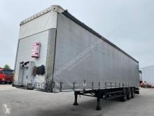 Náves Schmitz Cargobull Semi reboque plachtový náves koryto na prepravu zvitkov a cievok ojazdený
