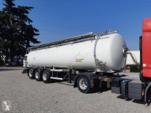 Maisonneuve semi-trailer used food tanker