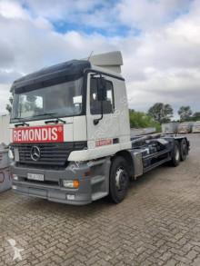 Camión Mercedes Non spécifié Gancho portacontenedor usado