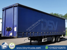 Pacton T 2 - 001 semi-trailer used tautliner