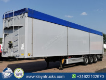 Kraker trailers CF-Z 200 ZL 94m3 bpw nl apk 8-21 used other semi-trailers