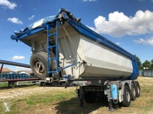 Used tipper semi-trailer Zorzi VASCA Acciaio 26M3