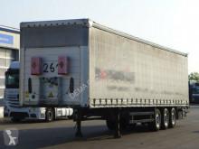 Полуприцеп тентованный б/у Schmitz Cargobull SN24*Liftachse*TÜV*SAF*Edscha