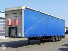 Kögel SN24*Edschaverdeck*SAF-Achsen* semi-trailer used tarp