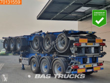 Semiremorca transport containere second-hand Groenewegen Package of 3!! ADR 1x 20 ft 1x30 ft