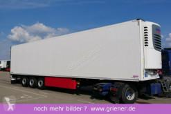 Sættevogn Schmitz Cargobull SKO 24 / DOPPELSTOCK / BLUMENBREITE / TKM / TOP isoterm brugt