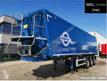 Stas tipper semi-trailer BODEX / 51 m3 / Vollalu / SAF
