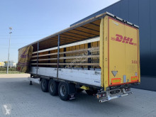 Krone BPW, drumbrakes, alu dropsides, huckepack, 10x available semi-trailer used tautliner