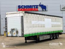 Schmitz Cargobull függönyponyvaroló félpótkocsi Schiebeplane Standard