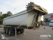 Yarı römork damper Schmitz Cargobull Kipper Stahlrundmulde 24m³