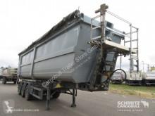 Schmitz Cargobull tipper semi-trailer Kipper Stahlrundmulde 51m³