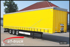 Krone SDP 27, Liftachse, 1 Vorbesitzer, HU 07/2021 semi-trailer used tarp