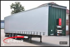 Krone SD, Tautliner, Mega, neue Plane, BPW semi-trailer used tarp