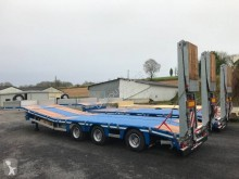 Faymonville 9.3m table élévatrice semi-trailer new heavy equipment transport