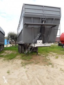 Used tipper semi-trailer Tirsan