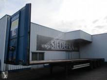 Semitrailer platta Van Hool BPW , Mega Flat Trailer