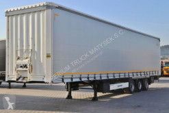 Semi remorque savoyarde Krone CURTAINSIDER /MEGA/ LOW DECK / LIFTED AXLE/2017