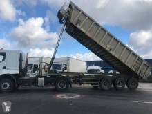 Used construction dump semi-trailer Benalu MultiRunner ALUMINUIM