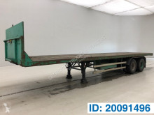 Nc Plateau semi-trailer used flatbed