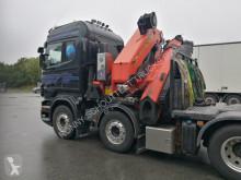 Návěs podvozek použitý Scania Andere R620 8x4
