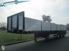 Pacton flatbed semi-trailer T3 003