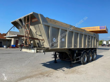 Used half-pipe semi-trailer Benalu Semi reboque