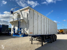 Used cereal tipper semi-trailer Benalu BulkLiner