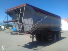 Used tipper semi-trailer Montenegro