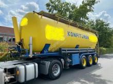 Semirremolque cisterna Kässbohrer ROHR SSK 40/10-24 - SILO KONFITÜREN - D-Fzg.