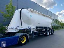 Spitzer Eurovrac SF2439/2 PI - SF 39/2PI / SILO semi-trailer used powder tanker