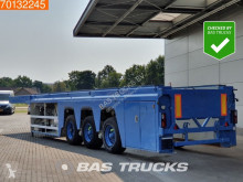 Faymonville heavy equipment transport semi-trailer Prefamax ILO-3 Innenlader 9500mm Hydr. Suspension