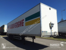 Samro box semi-trailer Fourgon express Hayon
