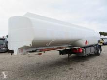 Félpótkocsi ADR HMK Bilcon 26.600 l. használt tartálykocsi