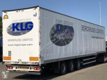 Talson GESLOTEN CONFECTIE TRAILER / BPW-ASSEN semi-trailer used