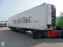 Semitrailer Schmitz Cargobull SCB*S3B / COOLING TRAILER / 2016 kylskåp mono-temperatur skadad