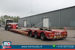 Broshuis 3 ABP 48 low loader semi-trailer used heavy equipment transport