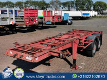 LAG 20 FT semi-trailer used container