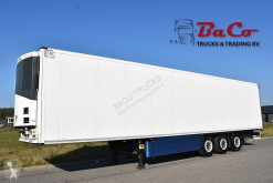 Semi remorque frigo mono température Schmitz Cargobull SCB*S3B - SAF AXLES - 2 LIFT AXLES - DISC BRAKES - THERMO KING - TOP CONDITION -
