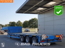Semi remorque Goldhofer STZ-L3-37/80 A 580cm Extendable 3x Hydr. Steeringaxle porte engins occasion
