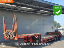 ES-GE 3.SOU-3H Bed 500cm Extendable 3-Hydr. Lenkachse semi-trailer used heavy equipment transport