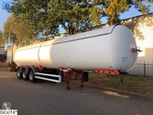 نصف مقطورة Robine Gas 51056 Liter gas tank , Propane / Propan LPG / GPL Gaz 25 Bar صهريج مستعمل