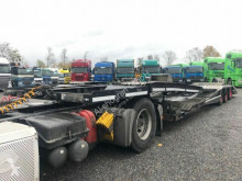 Heavy equipment transport semi-trailer - Oberman MB36000 / Tieflade / LKW Tieflader