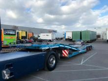 Semirremolque portamáquinas Borner FVG TA 36-LKW Autotransporter voll Verzin