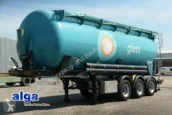 Yarı römork tank tozdan oluşan/toz halinde ürünler Feldbinder KIP 40.3/Alu/40 m³./BPW